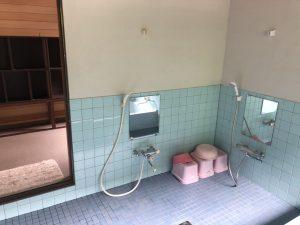 シャワーご利用の制限について